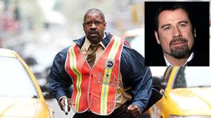 Denzel Washington Stars With John Travolta in Travoltas First Movie Since Sons Death