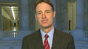 Democratic Senator Evan Bayh: Too Much Brain-Dead Partisanship in Congress