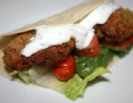 PHOTO:Stephanie ODea prepared delicious falafel in her slow cooker.