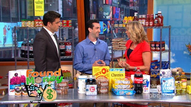Extreme Couponing Expert Jeff Kaplan S Tips Name Brand Vs Generic Video Abc News