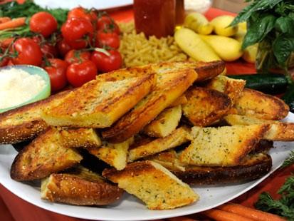 I Love Gaaahlic Bread
