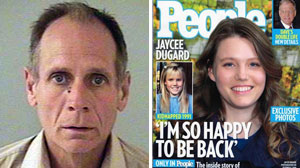 California Official Admits Failure in Jaycee Dugard Case