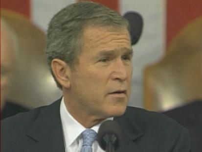 VIDEO: Bush Presidency in 3 Minutes