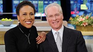 PHOTO GMA Robin and Tim