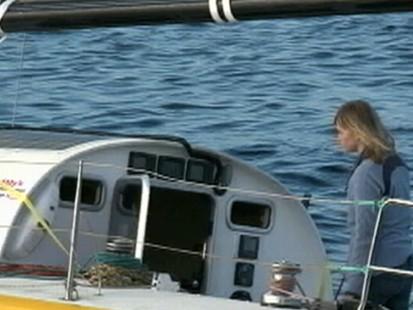 VIDEO: Abby Sunderland Alive