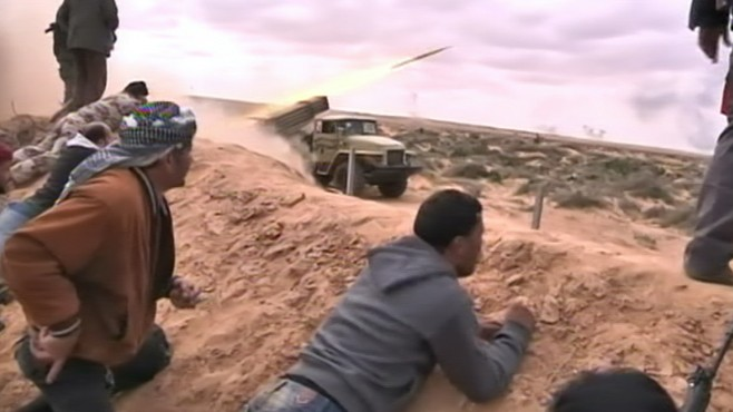 VIDEO: Pentagon prepares military options after U.N. authorizes air strikes on Libya.