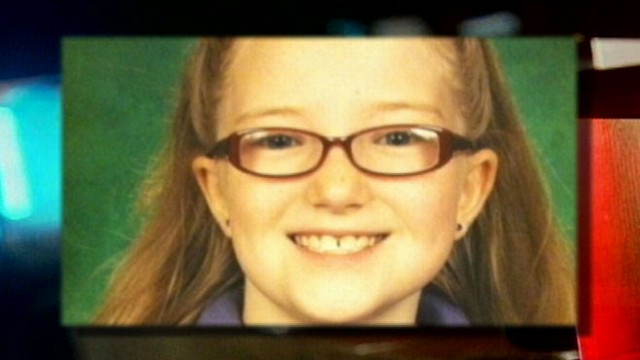 VIDEO: Clayton Sandell has the latest information in the case of a missing girl.