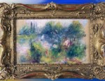 VIDEO: A Renoir painting purchased at a Virginia flea was apparently stolen from a Baltimore museum.