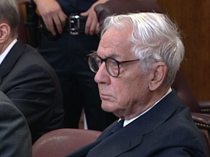 VIDEO: The socialites son Anthony Marshall is found guilty of swindling his sick mother.