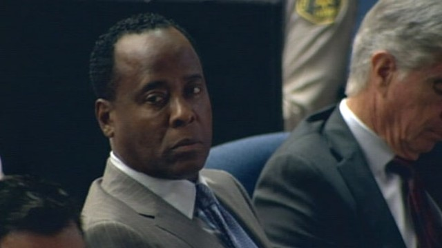 VDIEO: The trial of Dr. Conrad Murray begins with a day full of emotion.