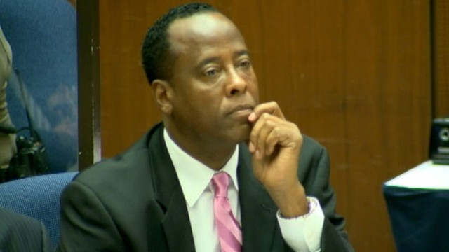 VIDEO: Prosecution says fingerprint evidence implicates Dr. Conrad Murray.