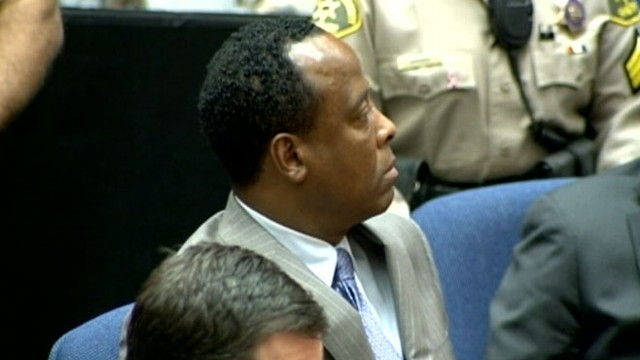 VIDEO: A jury found Dr. Conrad Murray guilty of involuntary manslaughter.