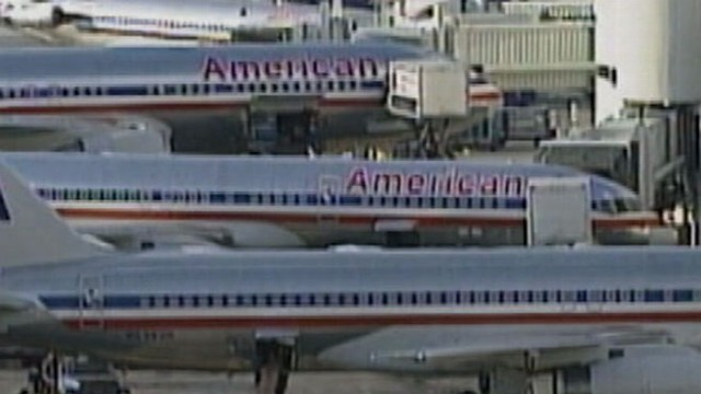 VIDEO: Airline decides to inspect half its fleet of 757s after seats became loose mid-flight.