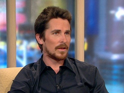 """VIDEO: Christian Bale talks about his role as John Connor in """"Terminator Salvation."""""""