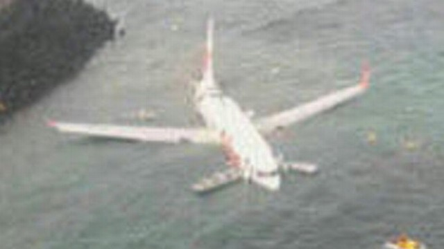 Technology used in planes to prevent accidents in bermuda triangle