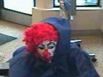 VIDEO: Many Criminals Wear Strange Costumes