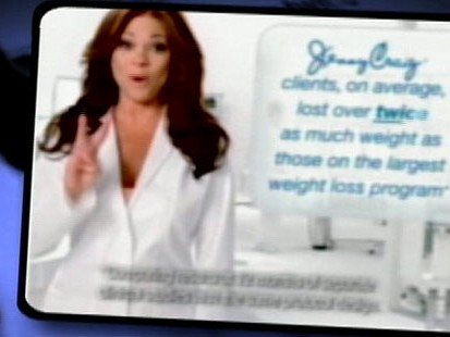 VIDEO: Weight Watchers sues Jenny Craig, alleging false advertising.