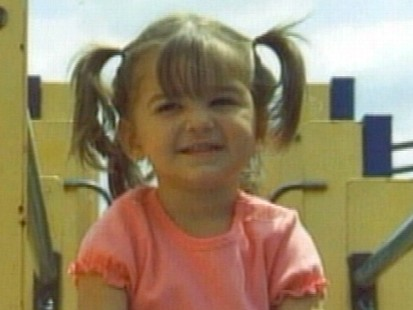 VIDEO: A convicted sex offender is charged with the 2004 murder of the 3-year-old.