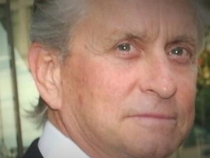 VIDEO: Michael Douglas Divorce Drama