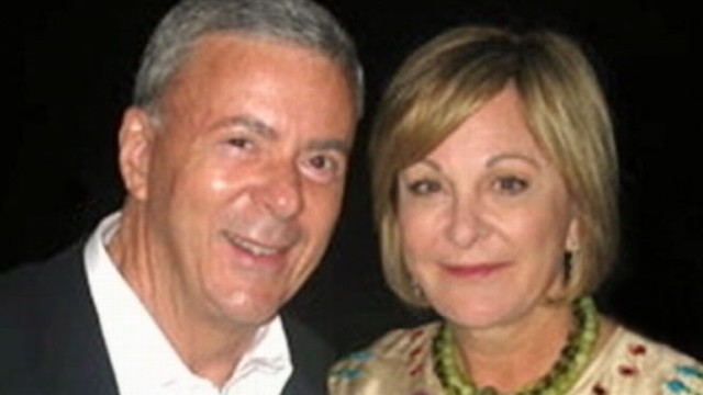 VIDEO: Ashleigh Banfield reports on the millionaire accused of killing his wife.