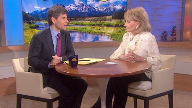 VIDEO: Barbara Walters Fascinating People: Sneak Preview
