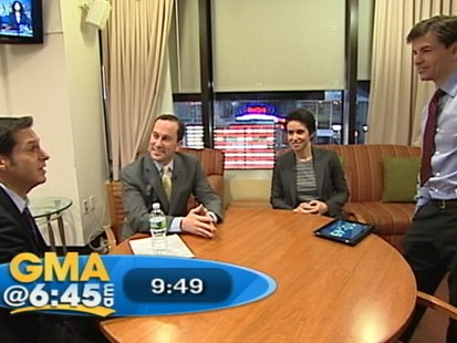 VIDEO: Strategist Jef Pollock and George Stephanopoulos breaks down election day