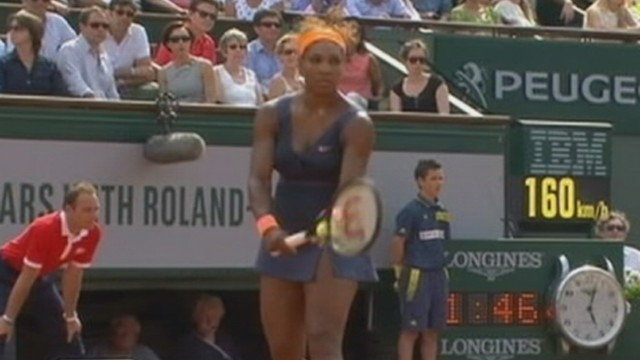 VIDEO: Tennis pro is taking heat after comments about the Steubenville rape case.
