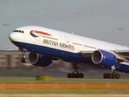 VIDEO: British Airways employees work for free