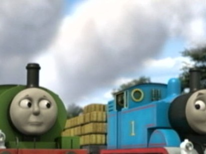 VIDEO Thomas The Tank Engine Speaks