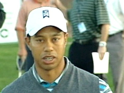 VIDEO: Tiger Not Yet Out of the Woods
