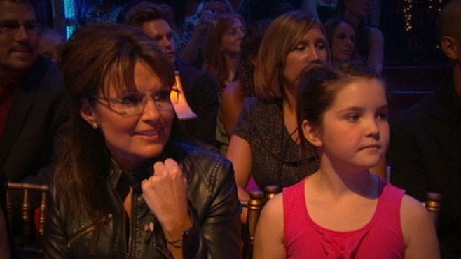 VIDEO: Amid buzz shes aiming for a 2012 Presidential run, Sarah Palin is everywhere.