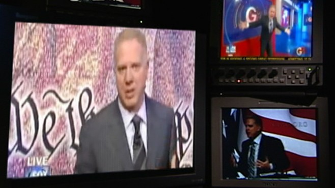 Glenn Beck Ending Fox News Channel Show, Will Continue to