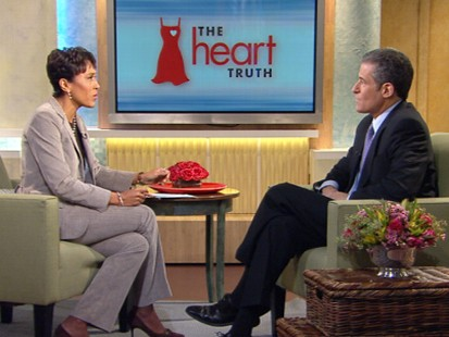 VIDEO: Dr. Richard Bresser on how to maintain a healthy heart.