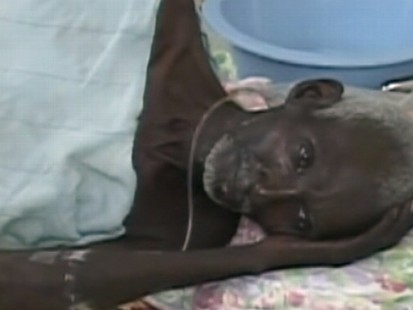 VIDEO: Medical teams desperately try to prevent an outbreak from spreading.
