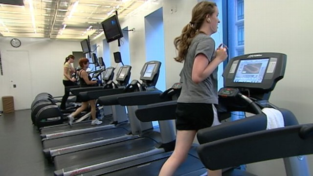 VIDEO: Dr. Richard Besser discusses a new study about the benefits of exercise.