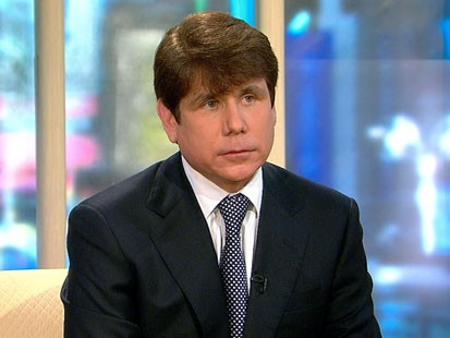 VIDEO: Gov. Rod Blagojevich Says He Thought of Oprah for Senate.