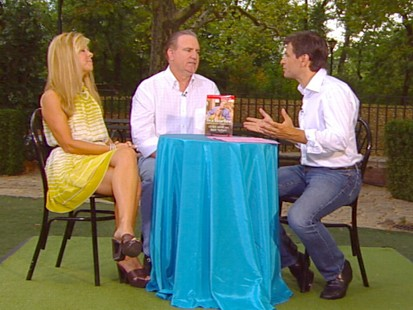 "VIDEO: The family behind ""The Blind Side"" has written a book about its experiences."