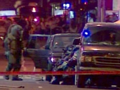 VIDEO: Bomb Scare in Time Square
