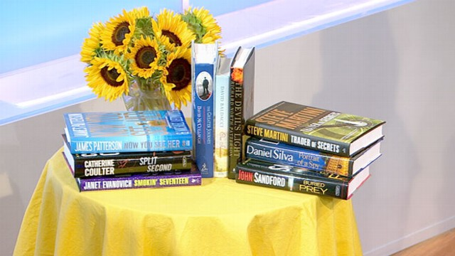 VIDEO: Summer must-reads from established bestsellers.