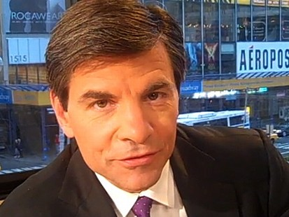 VIDEO: Stephanopoulos take on the Republican running for senate in California.