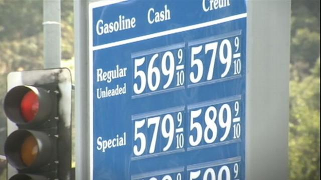 Gas Prices In California >> California Gas Prices Force Some Station Owners To Shut