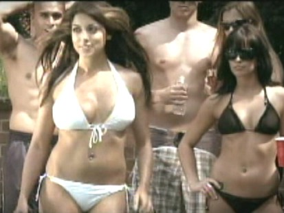 VIDEO: Save the Boobs Ad Controversy