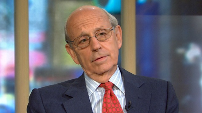 VIDEO: The Supreme Court justice discusses the Koran-burning controversy and his book.