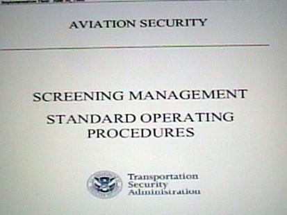 VIDEO: Massive TSA Security Breach As Agency Gives Away Its Secrets