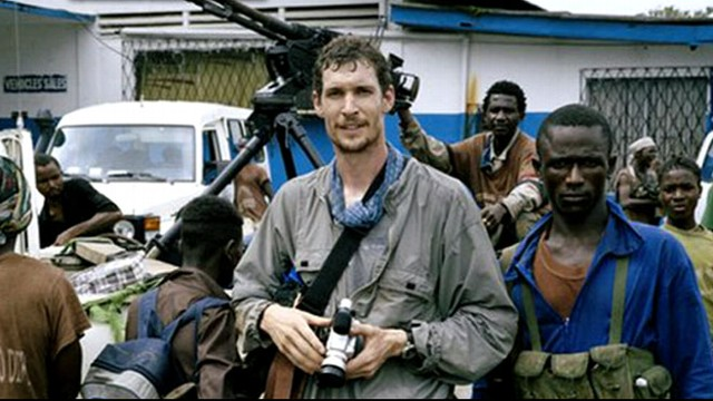 VIDEO: ABCs Brian Ross remembers the award-winning war photographer killed in Libya.