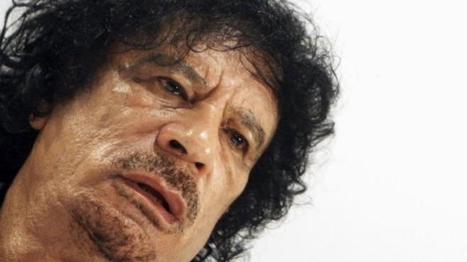 VIDEO: Libyan leader Moammar Gadhafi has become even more elusive since attacks began.
