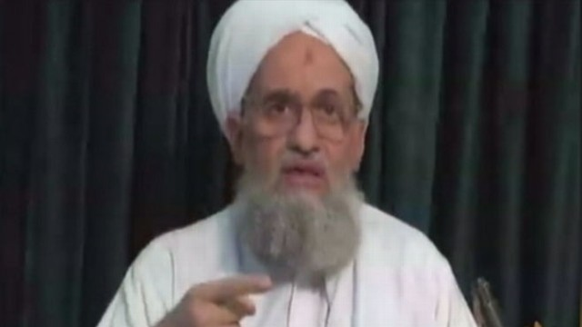 VIDEO: The terrorist calls on followers to continues the success of 9/11 attacks.