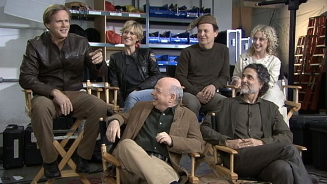 """VIDEO: Dan Harris chats with cast of classic film that critics called """"absolute magic."""""""