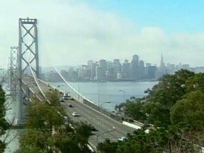 VIDEO: The Bay Bridge accident raises questions over the state of the nations bridges.