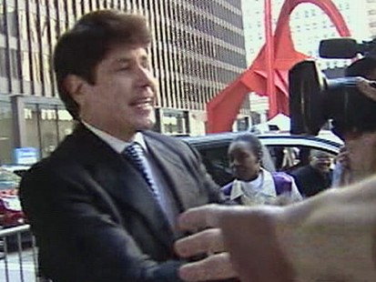 VIDEO: The jury reached a decision of one of the 24 charges against Rod Blagojevich.